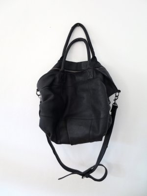 Black Lily Borsa shopper nero Pelle