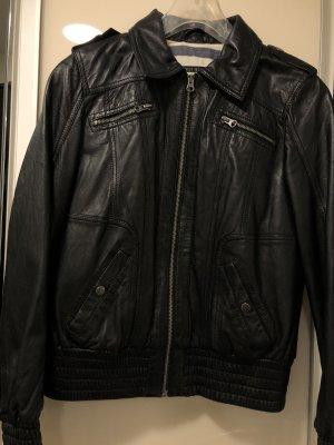 Echte Lederjacke Tom Tailor
