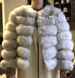 Unbekannte Marke Pelt Jacket multicolored pelt