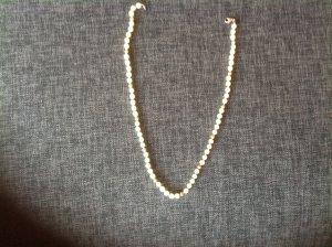 Echte perlenkette von der grossmutter