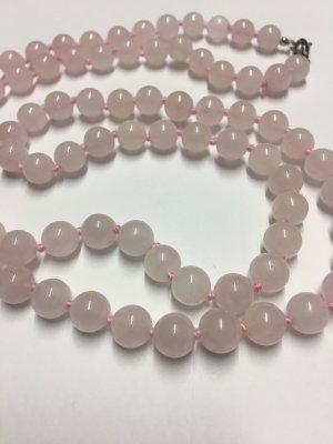 Necklace pink-light pink