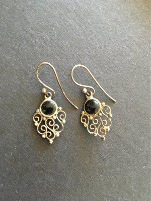 Echte Silber Ohrringe