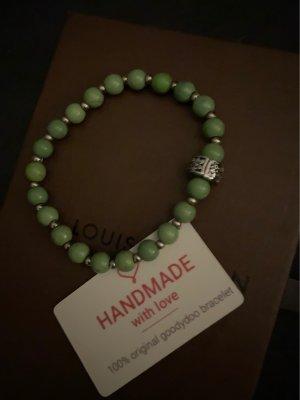 Echte Steine/Perlen Armband neu Onesize