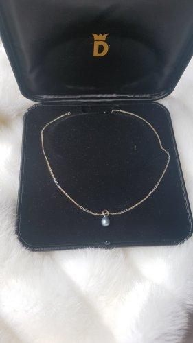Echte Sterling 925 Silber Kette(Necklace)