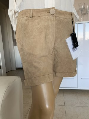 Best Connections Leather Trousers light brown