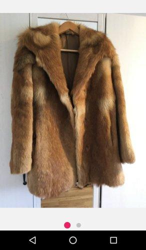 Pelt Coat brown-beige