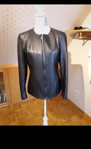 Echtes Leder Jacke ( Vintage)