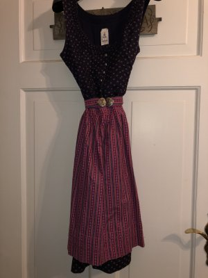 Tostmann Trachten Corsage Dress multicolored