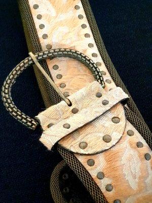 Echtes WOW Teil - Gürtel in luxuriösem Vintage Look.