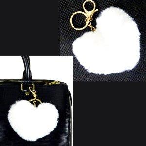 Louis Vuitton Frame Bag white pelt