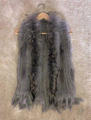 Pelt Jacket light grey-grey