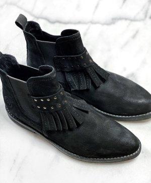 Echtleder Boots Stiefeletten Marco Tozzi