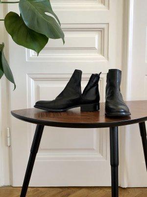 Max Shoes Botines Chelsea negro