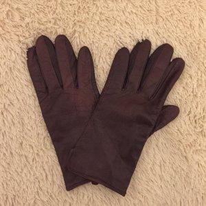 Echtleder-Handschuhe
