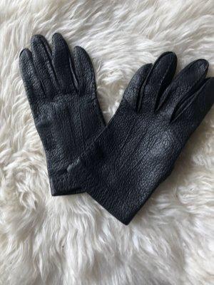 Echtleder Handschuhe L