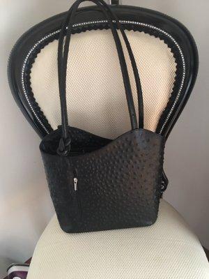 Echtleder Handtasche aus Italien