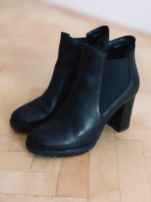 Zign Low boot noir cuir
