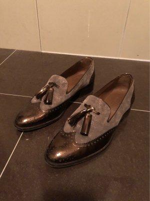 Echtleder Loafer - Pertini