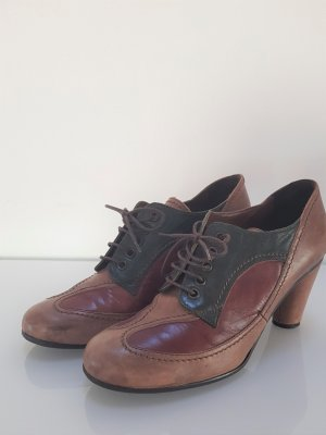 Echtleder Pumps Made in Italy