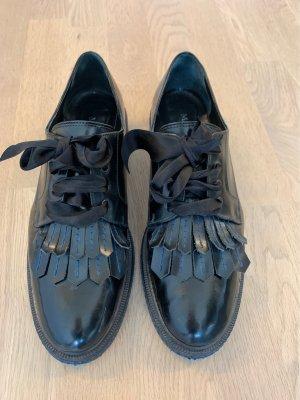 Max & Co. Zapatos estilo Oxford negro