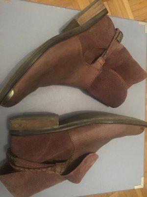 Echtleder Schuhe von Promod Gr. 37