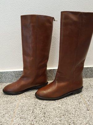 Echtleder Stiefel von  Lady Star Neue