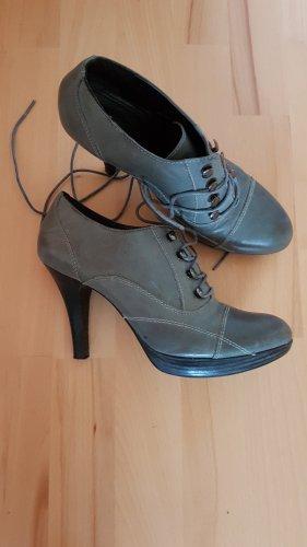 echtleder Stiefeletten, ankle boots, stiefel