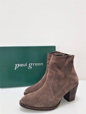 Echtleder Stiefeletten von Paul Green Neuwertig