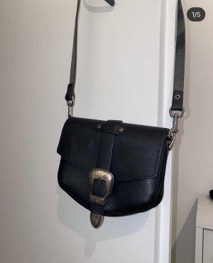 Tradycyjna torebka czarny