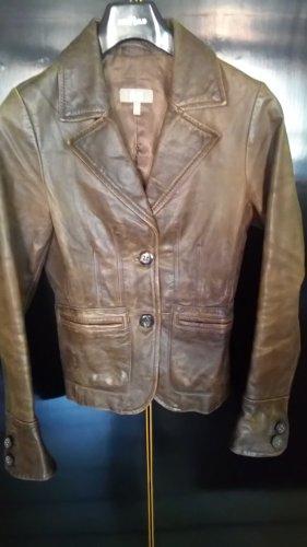 Echtleder Vintage Jacke