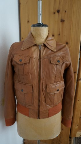 40 Grad Leather Jacket multicolored