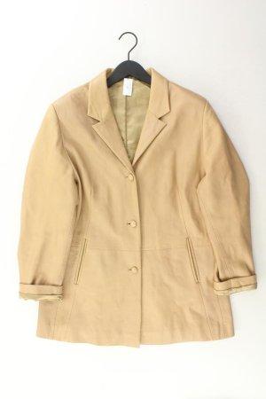 Manteau en cuir cuir