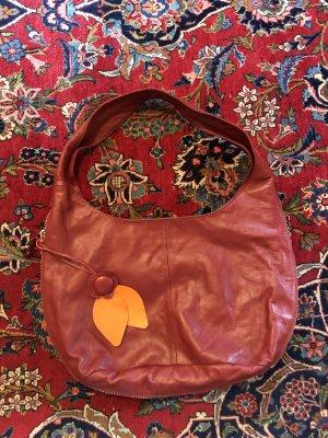 Echtledertasche Picard rot Tasche Handtasche