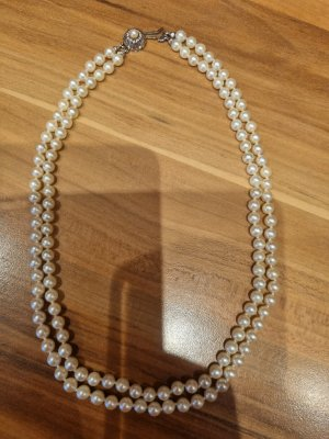 Pearl Necklace natural white