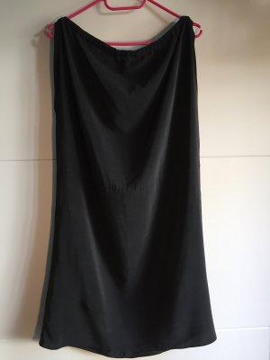 Eco Fashion Kleid Seide schwarz S-M Hess Natur