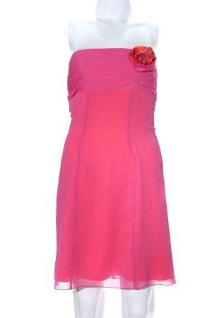Eco Republic Bandeaukleid pink-rot Elegant