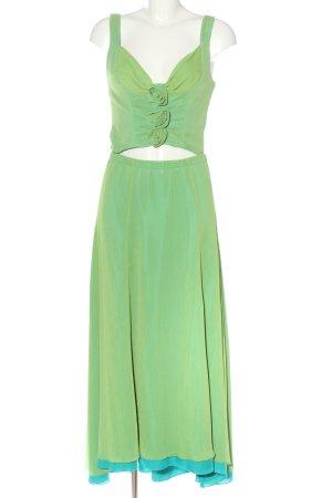 Eco Republic Woven Twin Set green-turquoise elegant