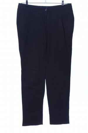 ecorepublic Chinohose schwarz Casual-Look