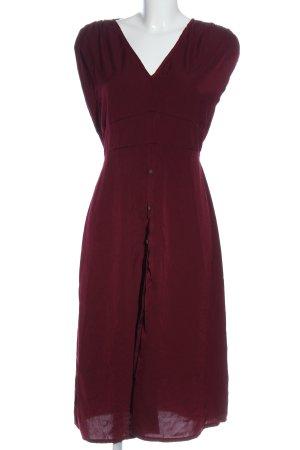 Ecowish Sommerkleid rot Casual-Look