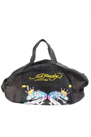 Ed Handy Bowling Bag black casual look