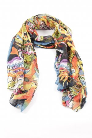 Ed Hardy Seidenschal Mustermix Casual-Look