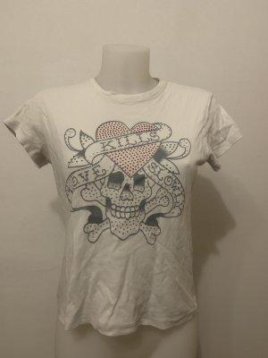Ed hardy shirt Steine Damen