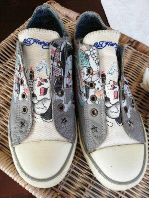 Ed Hardy Instapsneakers veelkleurig