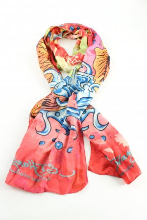 Ed Hardy Summer Scarf multicolored