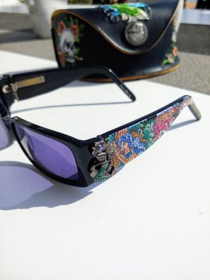 Ed Hardy Occhiale squadrato multicolore