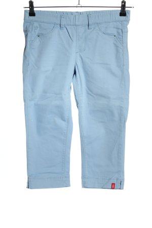 edc 3/4-Hose blau Casual-Look