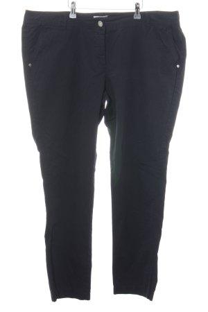 edc Pantalon 3/4 noir style décontracté