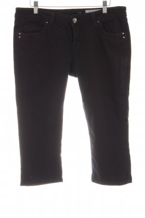 edc 3/4 Jeans schwarz Casual-Look