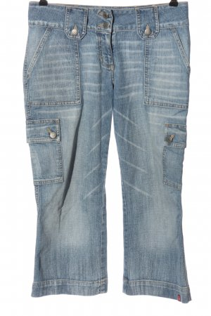 edc 3/4 Length Jeans blue casual look