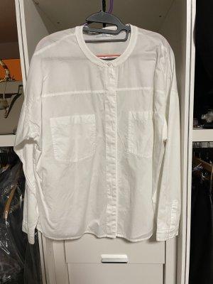 edc by Esprit Chemise à manches longues blanc